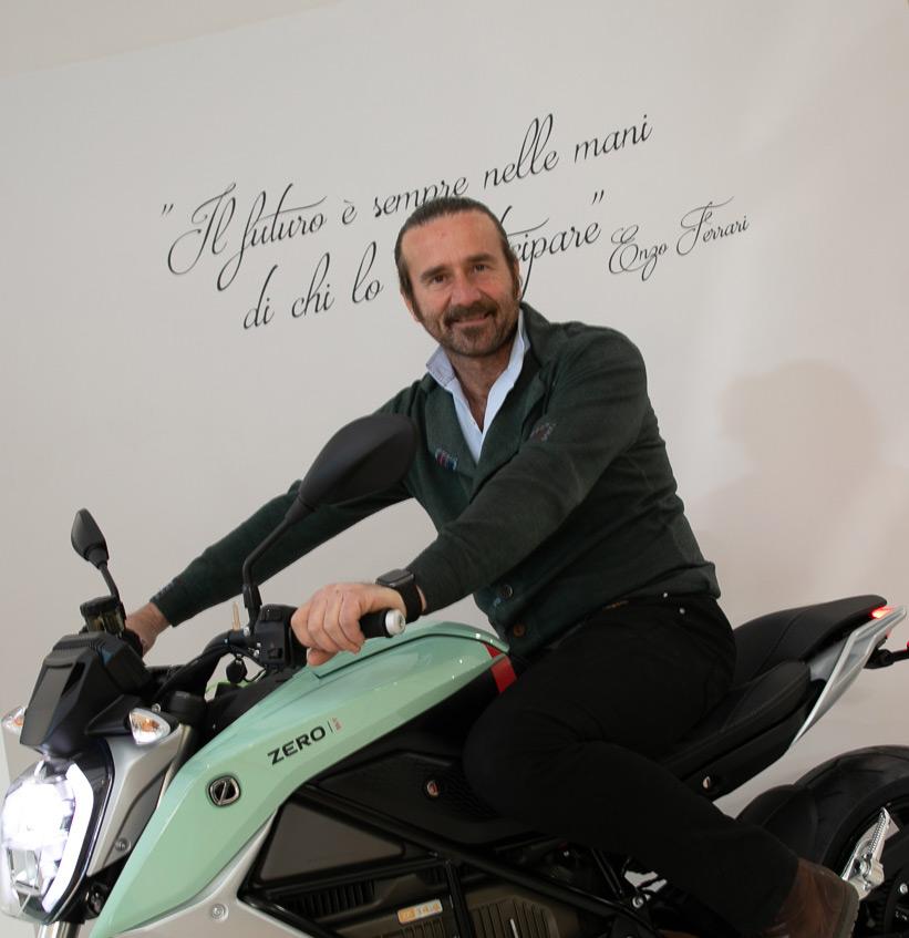 Stefano Martini - E-Motion Italy