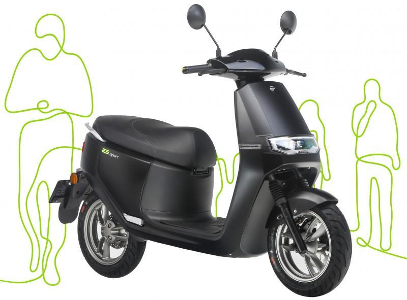 I2V scooter elettrico